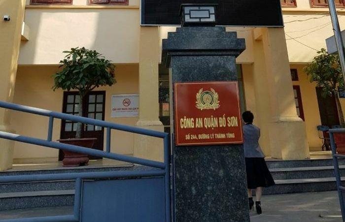 Khởi tố, bắt tạm giam ba cán bộ công an quận Đồ Sơn (Hải Phòng)