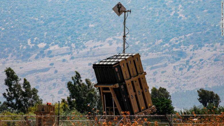 Sự thật hệ thống Vòm Sắt trứ danh của Israel đánh chặn tới 90% rocket của Hamas