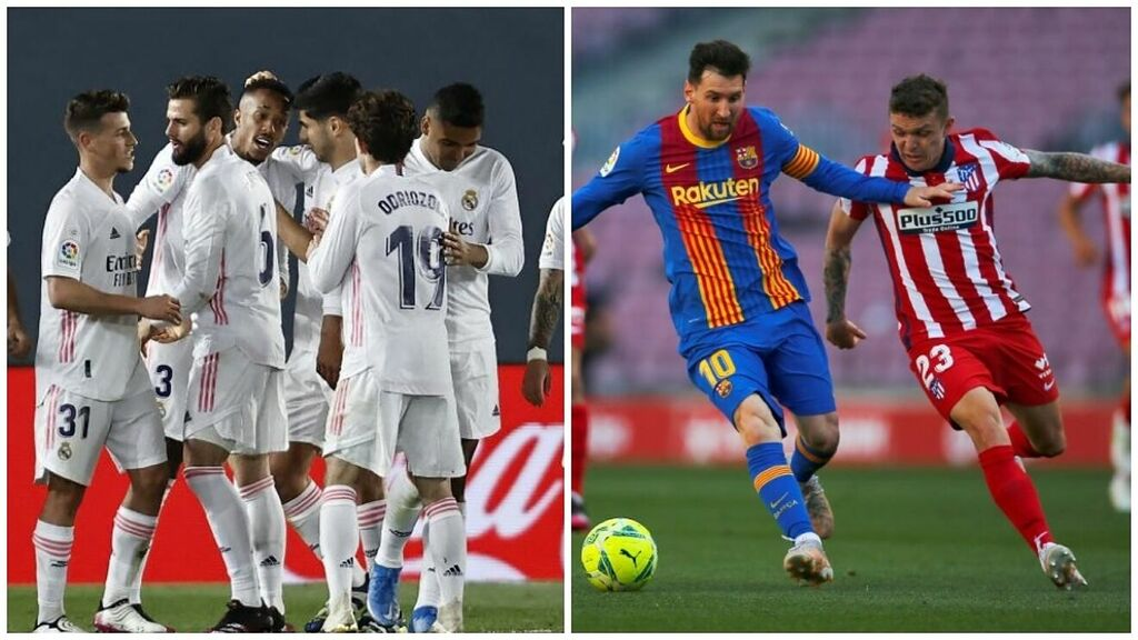 Cờ đến tay ai sau vòng 35 La Liga?