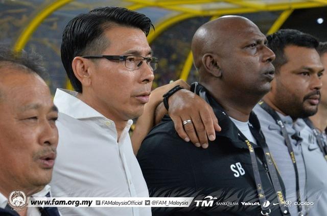 HLV Malaysia tin dàn cầu thủ nhập tịch sẽ đánh bại đội tuyển Việt Nam