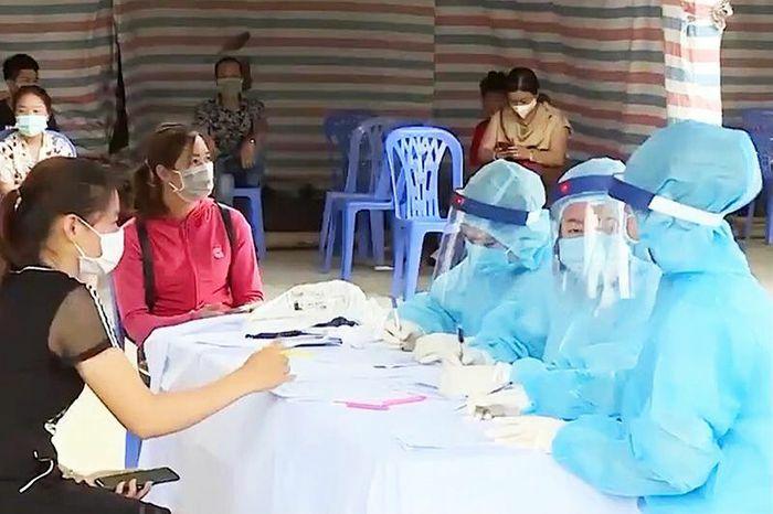 Hà Nội: Hơn 9.100 mẫu xét nghiệm người trở về từ Đà Nẵng âm tính với SARS-CoV-2