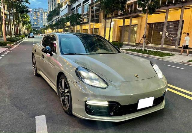 Sự thật phía sau chiếc Porsche Panamera model 2019 nhưng có giá bán lại chỉ 1,7 tỷ đồng