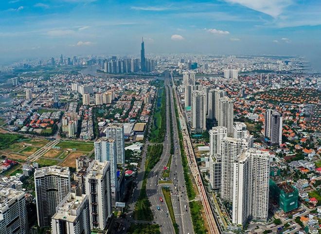 Tiềm năng bất động sản vùng liền kề Tp.HCM