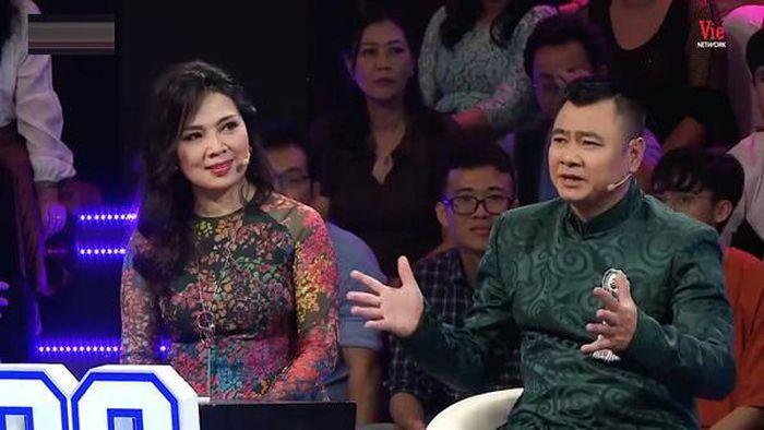 """MC Lại Văn Sâm xúc động không nói nên lời khi dẫn """"Ký ức vui vẻ"""""""