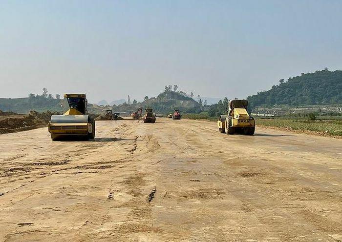 Thiếu bãi đổ thải làm cao tốc Bắc – Nam đoạn Mai Sơn – QL45