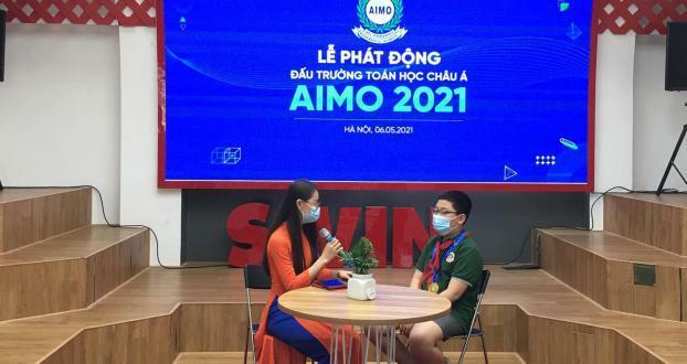 Từ 16/5, Đấu trường Toán học AIMO dành cho học sinh lớp 2 đến 12 chính thức bắt đầu