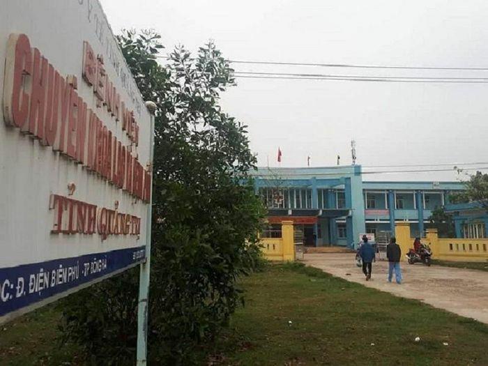 Quảng Trị: 2 ca nghi nhiễm COVID-19 ở TP Đông Hà