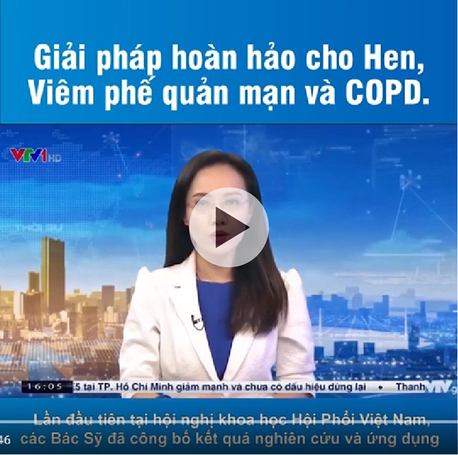 Việt Nam công nhận loại thảo dược khống chế thành công đờm, ho, khó thở