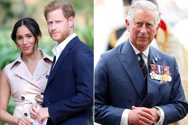 """Hoàng tử Harry lại """"công kích"""" Thái tử Charles và Hoàng gia Anh"""