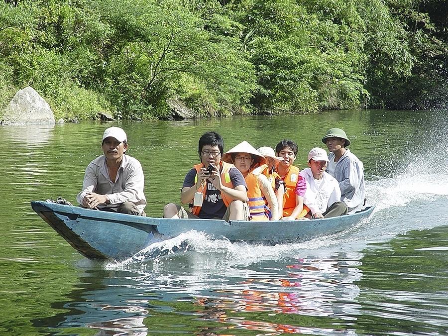Vườn quốc gia Pù Mát tạm dừng đón khách tham quan
