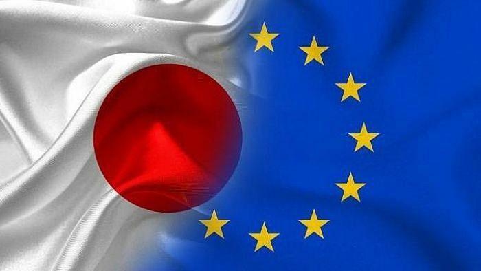 EU-Nhật Bản tăng cường quan hệ hợp tác