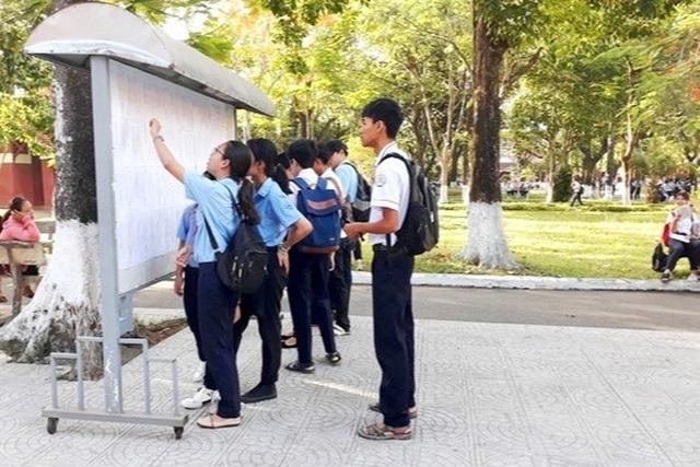 Thừa Thiên Huế: Đăng ký tuyển sinh lớp 10 bằng hình thức trực tuyến
