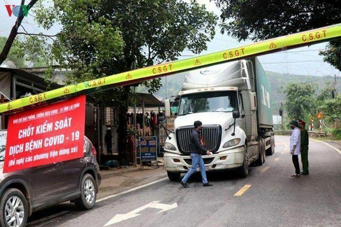 20 trường hợp F1 tại Lai Châu có kết quả xét nghiệm âm tính lần 1