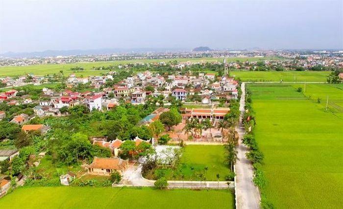 Xây dựng Yên Khánh trở thành huyện nông thôn mới kiểu mẫu