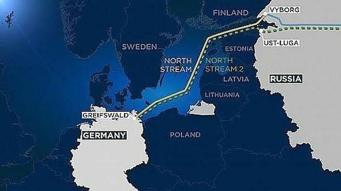 Ukraine thiệt hại 5 – 6 tỷ USD/năm khi Nord Stream 2 hoạt động