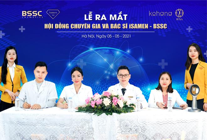 Lễ công bố và trao quyết định thành lập Hội đồng chuyên gia và bác sĩ iSAMEN – BSSC