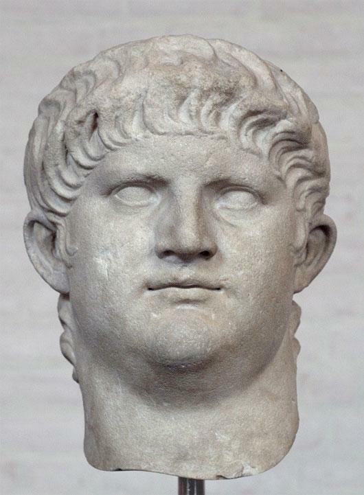 """Hoàng đế La Mã Nero: """"Tạo"""" ra vợ và những trò chơi thú vật"""