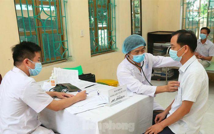 Hà Nam truy vết, xác định được 54 người là F1 của Bệnh viện Bệnh Nhiệt đới TW cơ sở 2