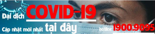 Chiều 1/5: 14 ca mắc mới COVID-19, 33 người khỏi bệnh