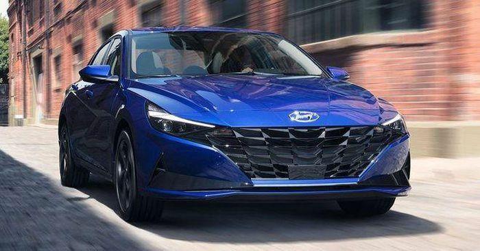 Hyundai Elantra 2021 có thêm phiên bản mới