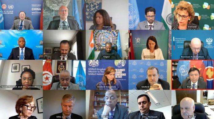 Liên Hợp Quốc thảo luận về tăng cường an toàn và an ninh của nhân viên gìn giữ hòa bình
