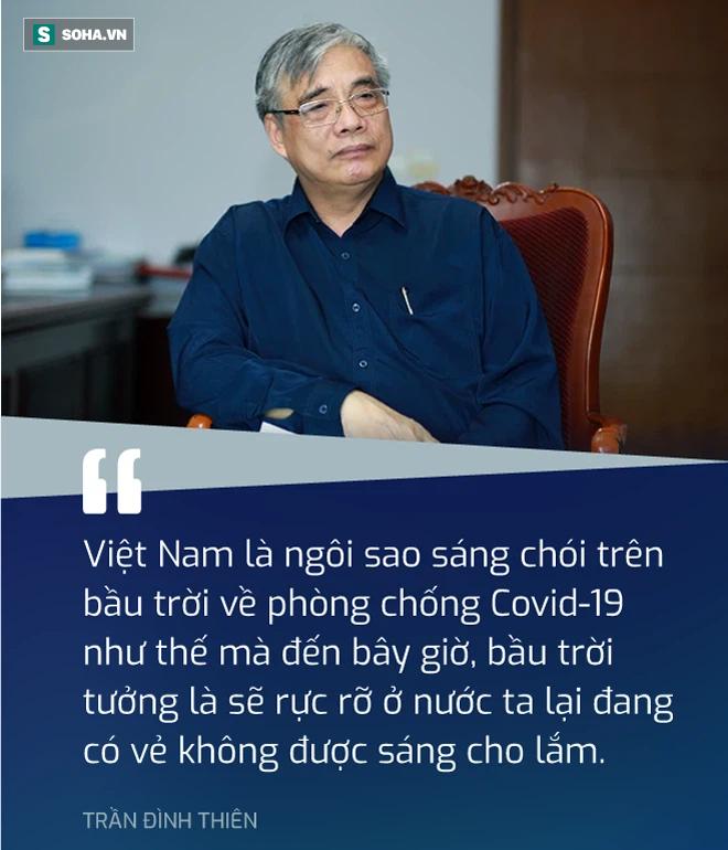 """""""Kinh tế Việt Nam – Đừng vì tăng trưởng cao hơn mà sinh ra ngạo mạn"""""""