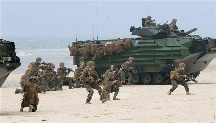 NATO chuẩn bị tập trận quy mô lớn nhằm kiểm tra khả năng sẵn sàng chiến đấu