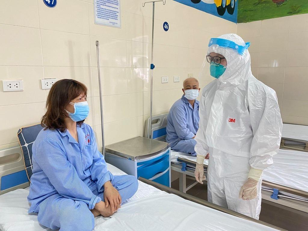 Thứ trưởng Bộ Y tế: Việt Nam kiểm soát tốt tình hình dịch COVID-19