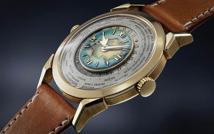 Đồng hồ Patek Philippe hiếm được bán giá kỷ lục 7,8 triệu USD