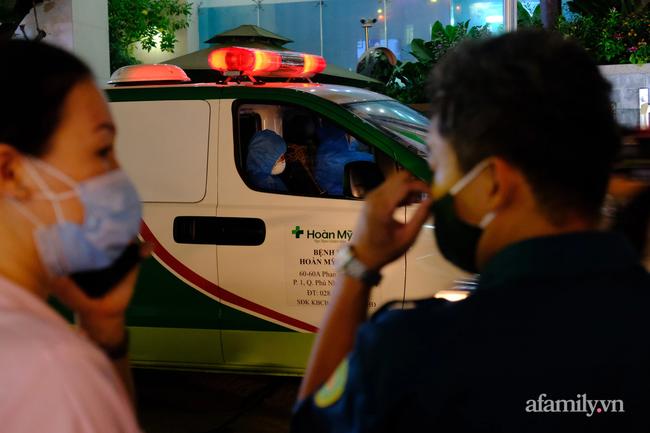 TP.HCM phát hiện thai phụ dương tính SARS-CoV-2 khi đến khám tại Bệnh viện Hoàn Mỹ Sài Gòn