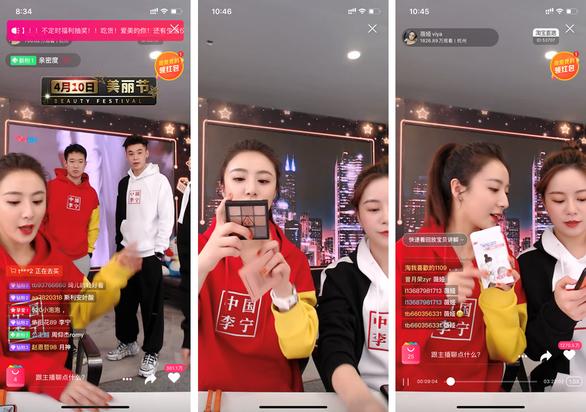 """""""Nữ hoàng livestream"""" bán tên lửa vào top 500 tỉ phú Trung Quốc"""