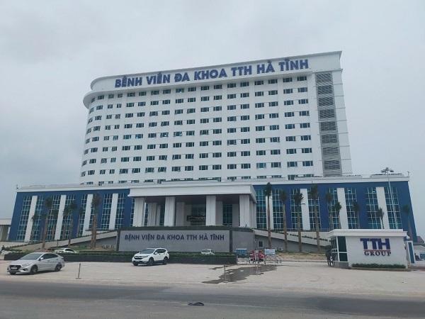 Vì sao chủ đầu tư Bệnh viện Đa khoa TTH Hà Tĩnh bị xử phạt?