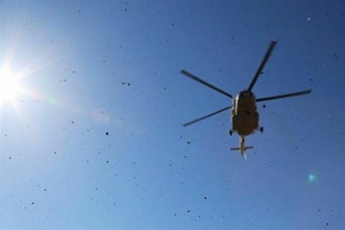 Biên phòng Ukraine suýt bắn hạ trực thăng Mi-8 của Nga?