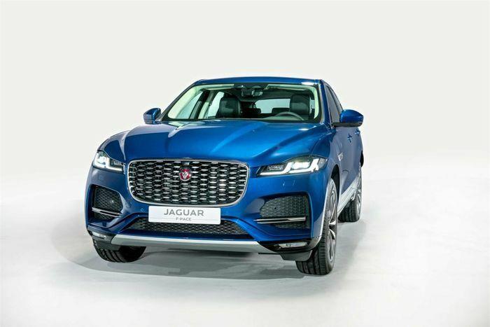 Khám phá Jaguar F-Pace 2021, giá từ 3,489 tỷ đồng tại Việt Nam