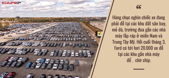 """Mỹ hứng chịu hậu quả của cuộc khủng hoảng chip: Nhà máy đóng cửa, ô tô trở thành """"đống nhựa vô dụng"""", người mua giận dữ khi vài tháng không nhận được xe"""