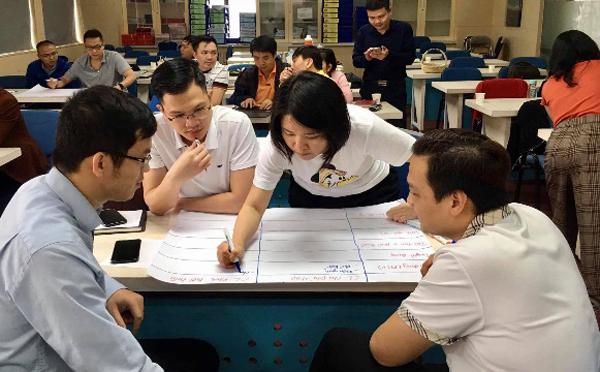 Nâng tầm quản trị KD qua 2 chương trình thạc sĩ của FTU