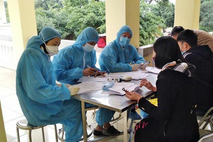 Tất cả người đến, quay lại Quảng Ninh sau nghỉ lễ phải khai báo y tế