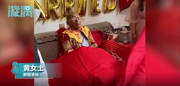 Đang chuẩn bị hôn cô dâu, chú rể suýt ngất khi mở tấm khăn che mặt