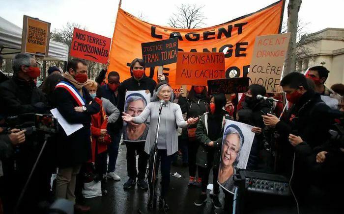 Vì sao Tòa án Pháp bác bỏ vụ kiện chất độc da cam của bà Trần Tố Nga?