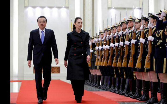 Thủ tướng New Zealand nói ngày càng khó dung hòa khác biệt với Trung Quốc