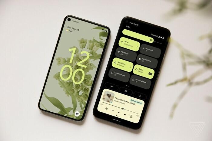 Danh sách các mẫu điện thoại được trải nghiệm sớm Android 12