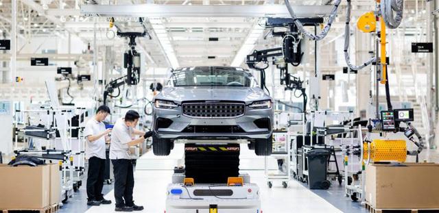 """TSMC """"ra tay"""", ngành công nghiệp ô tô sắp được giải cứu"""