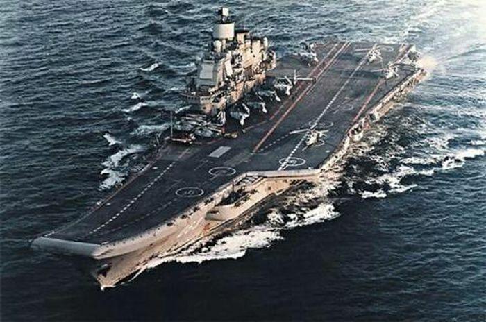 """""""Đô đốc Kuznetsov"""" lột xác với hệ thống Rezistor-E mới"""