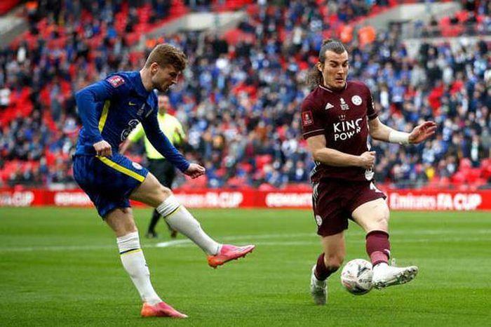 Chung kết Cúp FA: Leicester đả bại Chelsea để lần đầu đăng quang ngôi vương