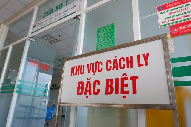 Hà Nội: Phát hiện ca dương tính SARS-CoV-2 tại Bệnh viện Phổi Trung ương