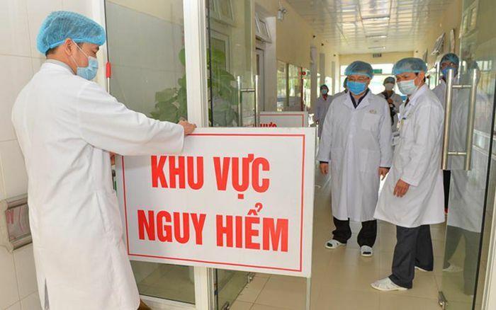 Danh sách các khu vực đang được phong tỏa, cách y tế ở Hà Nội
