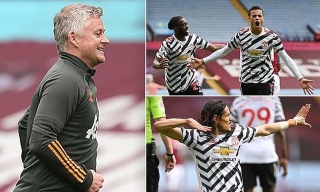 Man Utd lập kỷ lục ấn tượng sau chiến thắng trước Aston Villa