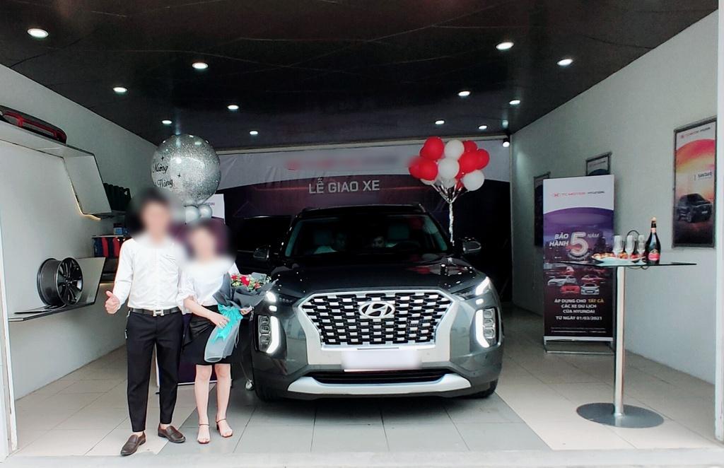 Hyundai Palisade lặng lẽ bán ra thị trường Việt Nam, giá 2,5 tỉ đồng