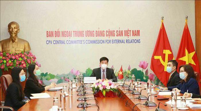 Đẩy mạnh hợp tác quốc tế giữa các chính đảng trong phòng, chống dịch COVID-19