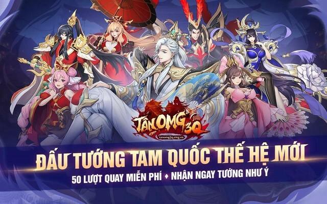 Tân OMG3Q VNG leo top trên BXH sau một tuần ra mắt, nhận mưa lời khen từ game thủ Việt